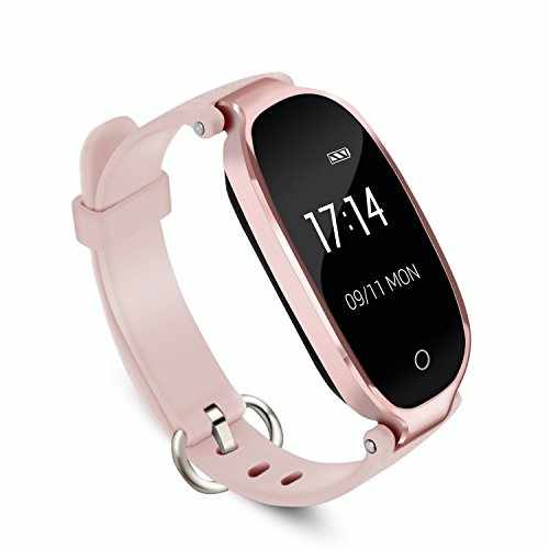 AGPTEK Lady Fitness Tracker, Fashion Smartwatch Wristband